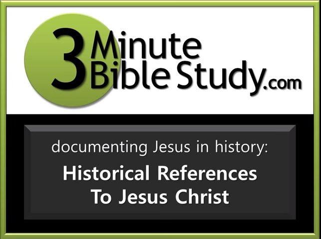 Bible Timeline in 3 Minutes